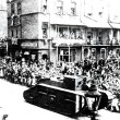 Sloane Street 1919: the peace parade