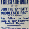 'Do You Want to be a Chelsea Die-Hard?'