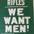 The London Irish Rifles' Bold Recruitment Strategy