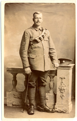 George Barnard in 1915 | Audrey Jones