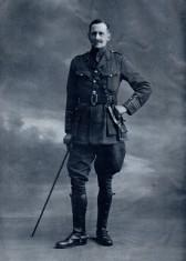 One man's war: Randle Barnett Barker 1870-1918