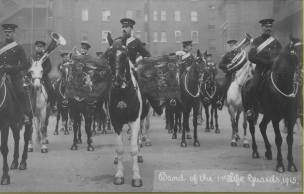 Band of the 1st Life Guards | Household Cavalry Archive