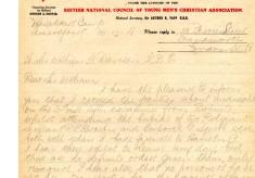 Maloney to Davison 10th December 1918