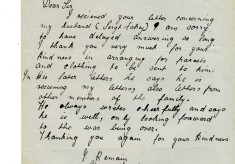 Mabel Fahey to Davison, c. March 1918