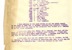 Davison to Barnett-Barker - Court Martial Letter