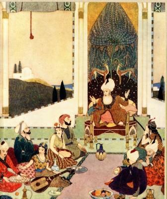 Knowest thou my name is also Sinbad