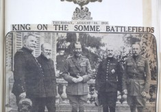 Broughshane and The Somme